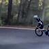 """Vídeo del """"arriesgado"""" descenso de Michael Kolar"""