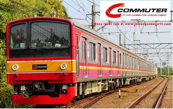 lowongan kerja kereta api KAI Commuterline Jabodetabek