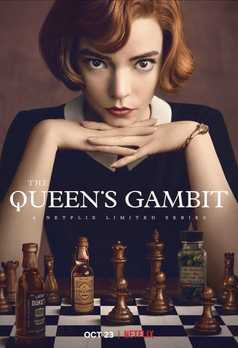 Nữ Hoàng Của Gambit