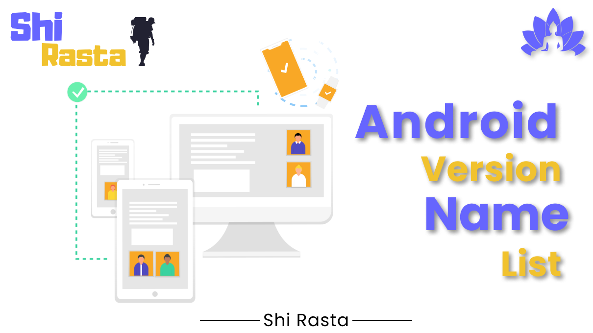 Android Version Names A To Z List in Hindi