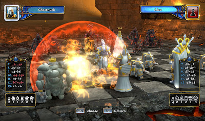 Battle Vs. Chess (PC) 2011
