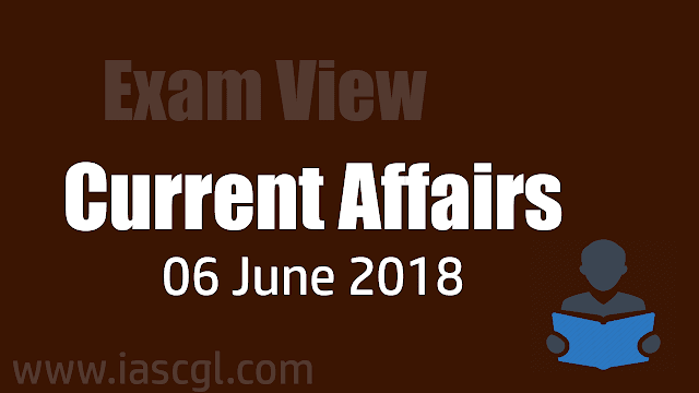 Current Affair 06 June 2018