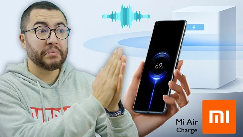 تكنولوجيا Mi Air Charge