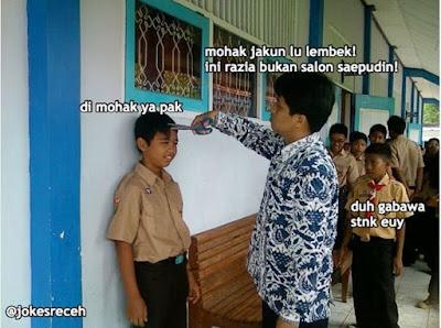 12 Meme Obrolan di Sekolah Ini Kocak Banget, Jadi Kangen Masa Sekolah!