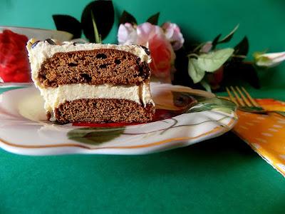 Ciasto na ciastkach