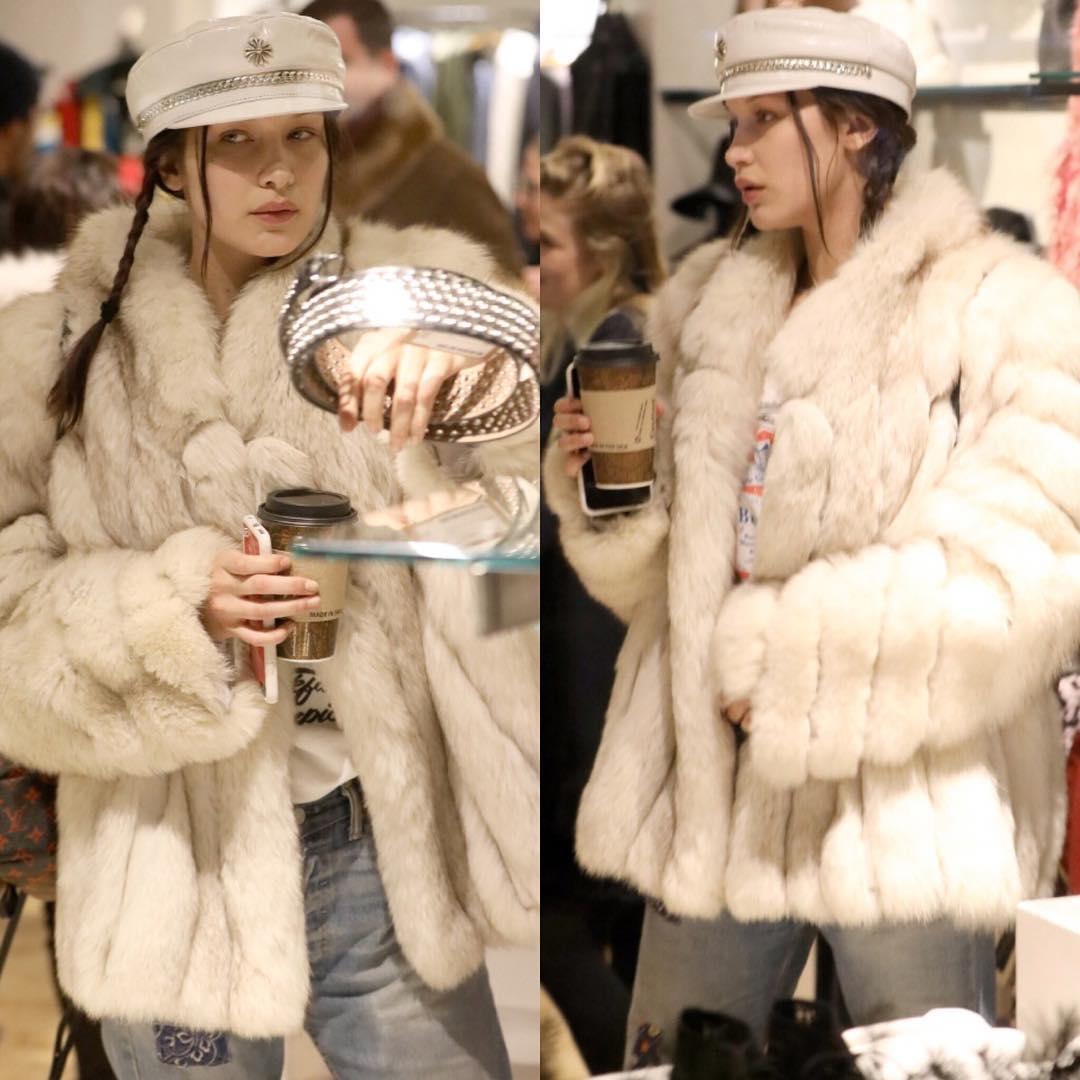 Bella Hadid Latest Fashion