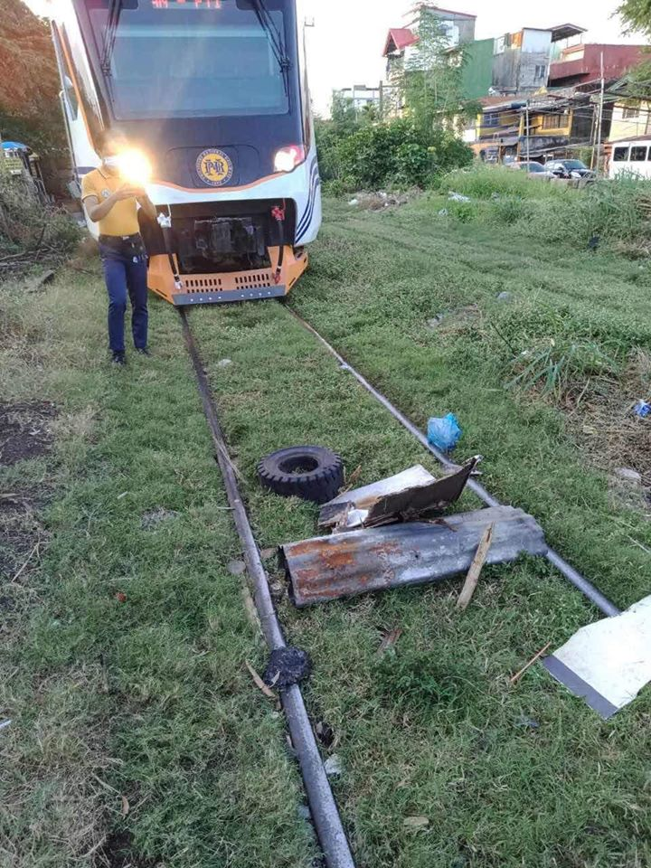 Several PNR trains damaged by stone-throwing incidents in December