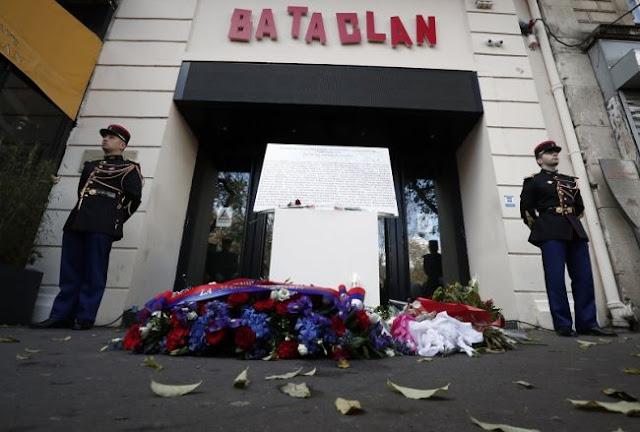 Γερμανία: Συνελήφθη ύποπτος για τις τρομοκρατικές επιθέσεις στο Παρίσι το 2015