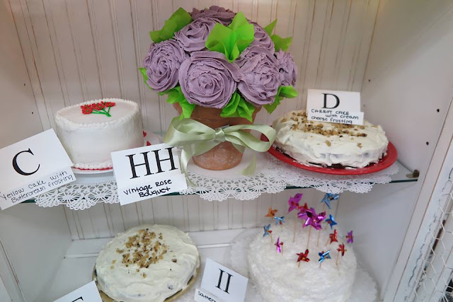 Live Auction Cake Sale Benefiting Barrington Relay for Life at Norton's U.S.A.