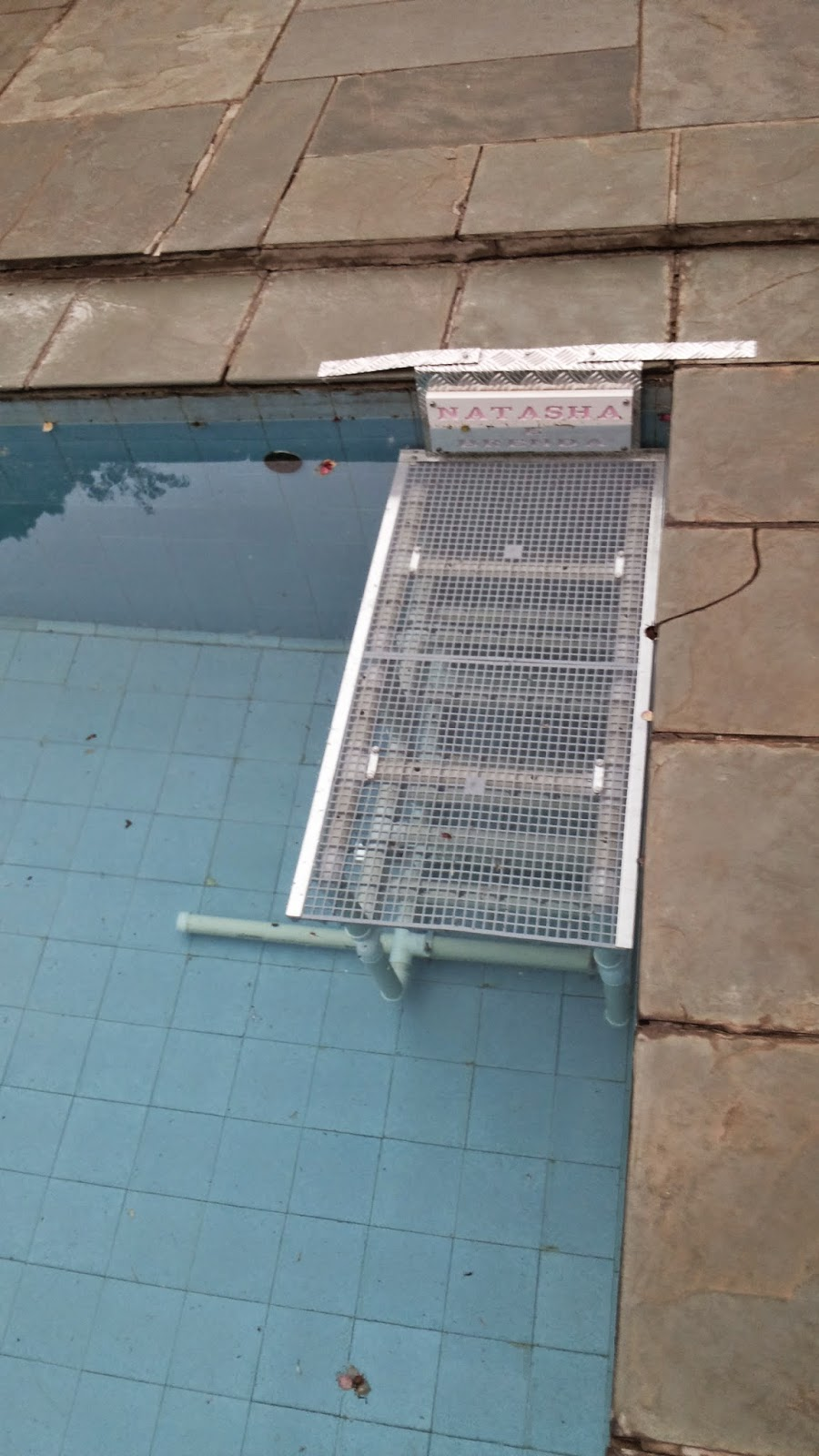 rampas para piscinas