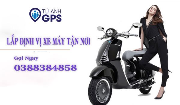 Số điện thoại lắp định vị xe máy Bình Dương - TuAnhGPS