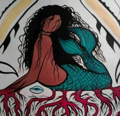 Niibinaabekwe Aadizookaan by Simone McLeod