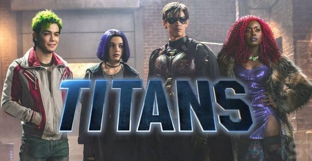 Biệt Đội Titans (Phần 1) - Titans (Season 1) (2018) | phim Siêu Anh Hùng