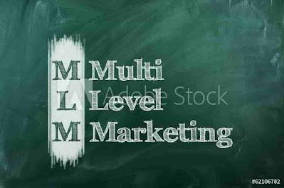 Fake MLM business