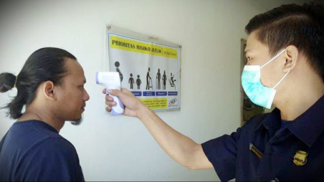 Terbongkar..!! Pasien Positif Corona di RS Duren Sawit Ternyata Perokok Aktif