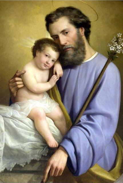 São José - Oração, imagens, ícones, fotos, pinturas, vitrais