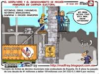 Despilfarro y endeudamiento de muchos municipios en campaña electoral
