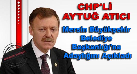 SİYASET, CHP ANAMUR, Mersin CHP,
