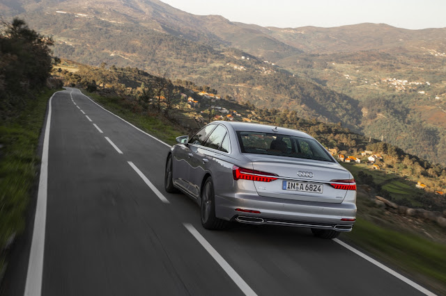 2019 Audi A6 European model