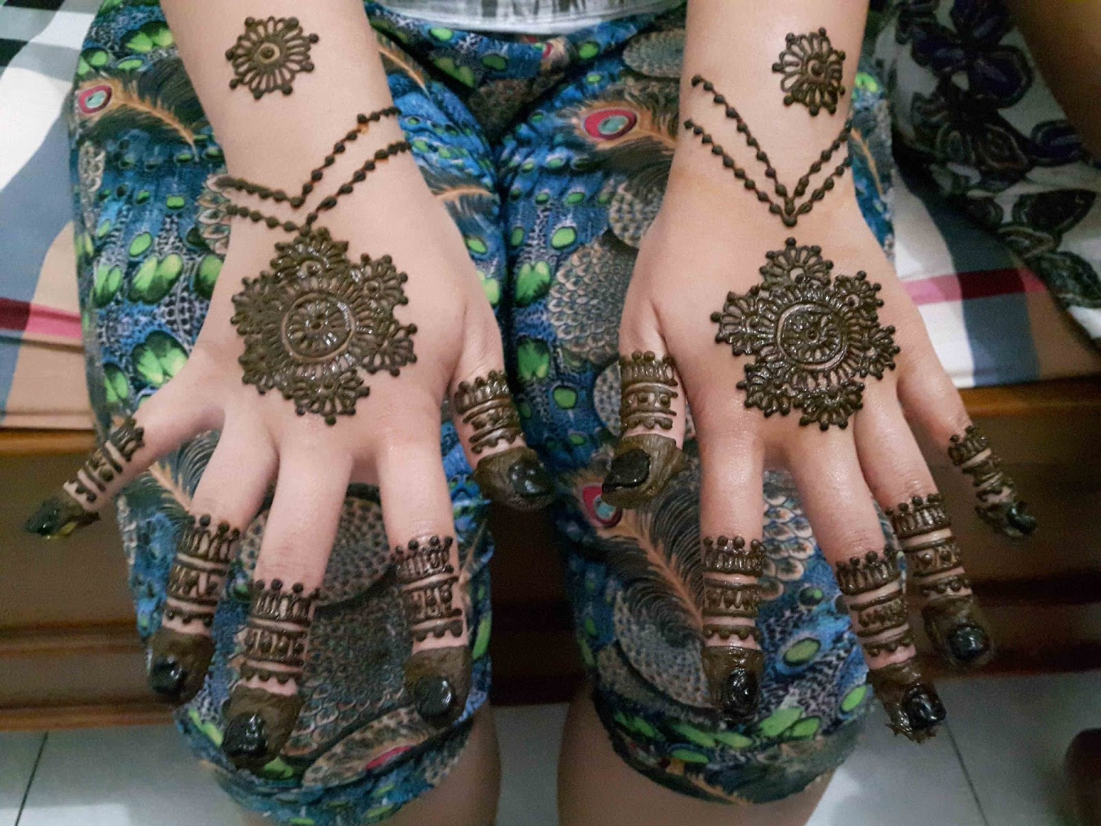 HENNA ART K One Production Palembang