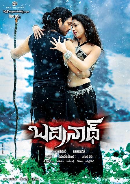 Badrinath (2011) UNCUT 720p HEVC BluRay x265 Esubs [Dual Audio] [Hindi – Telugu] – 800 MB