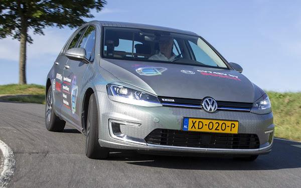 VW Golf elétrico com câmbio CVT apresenta mais eficiência em testes da Bosch
