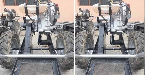 हिमाचल : कबाड़ के स्कूटर से बना दिया खेतों को जोतने वाला हल