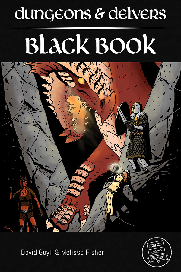 Dungeons Delvers Black Book Points Of Light