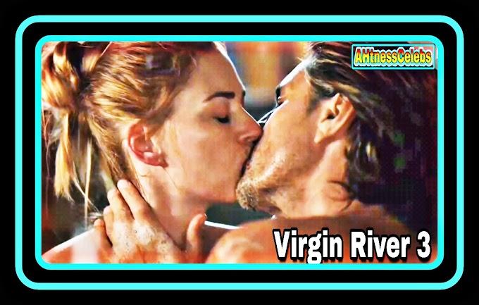 Alexandra Breckenridge sexy scene - Virgin River 3 (2021) HD 720p