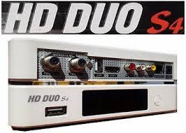 Resultado de imagem para FREESATELITAL HD DUO S4 HD