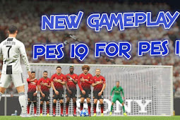 New Gameplay PES 2019 For PES 2017 For - PES 2017