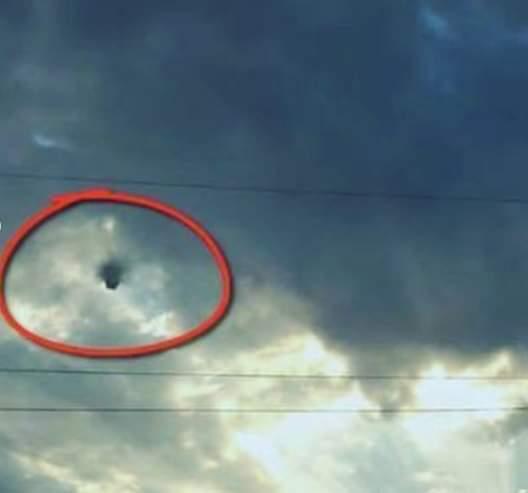 El Paso UFO caught on camera.