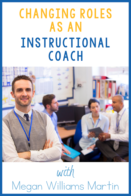 Changing roles as an instructional coach can be daunting, especially if you're working in grades or subjects you haven't taught before. On this episode of The Coaching Podcast, I'm joined by Megan Williams Martin. She shares how she transitioned from being a reading specialist to a secondary instructional coach. Listen to learn how to be prepared for your new role and what to do at the beginning of the year to build trust with teachers.
