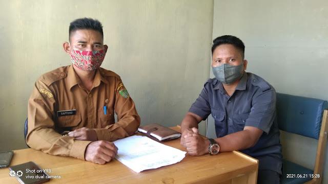 Pemerintah Desa Apar Batu Gelar Musyawarah Terbuka Terkait Rencana Aktifitas Penambangan PT BNJM