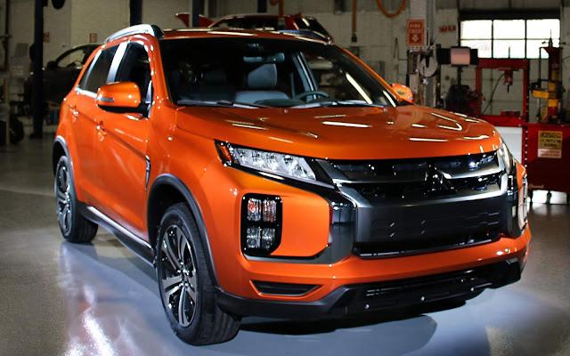 Mitsubishi ASX 2020 - Outlander Sport