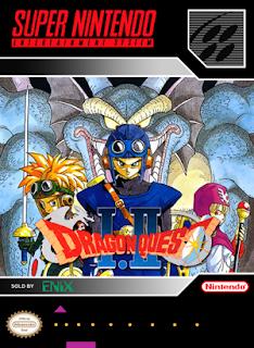 Baixar Dragon Quest I e II (Traduzido português Br) [ SNES ]
