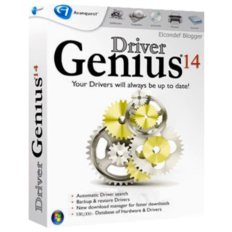 Driver genius professional v14. 0. 0. 337 portable multilenguaje.