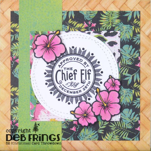 Chief Elf - photo by Deborah Frings - Deborah's Gems