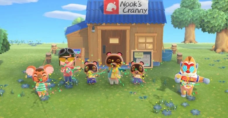How to relocate a house, shop, or museum in Animal Crossing: New Horizons