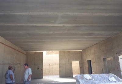 Planchas hormigon para techos