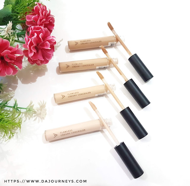 [Review] ALTHEA Flawless Creamy Concealer