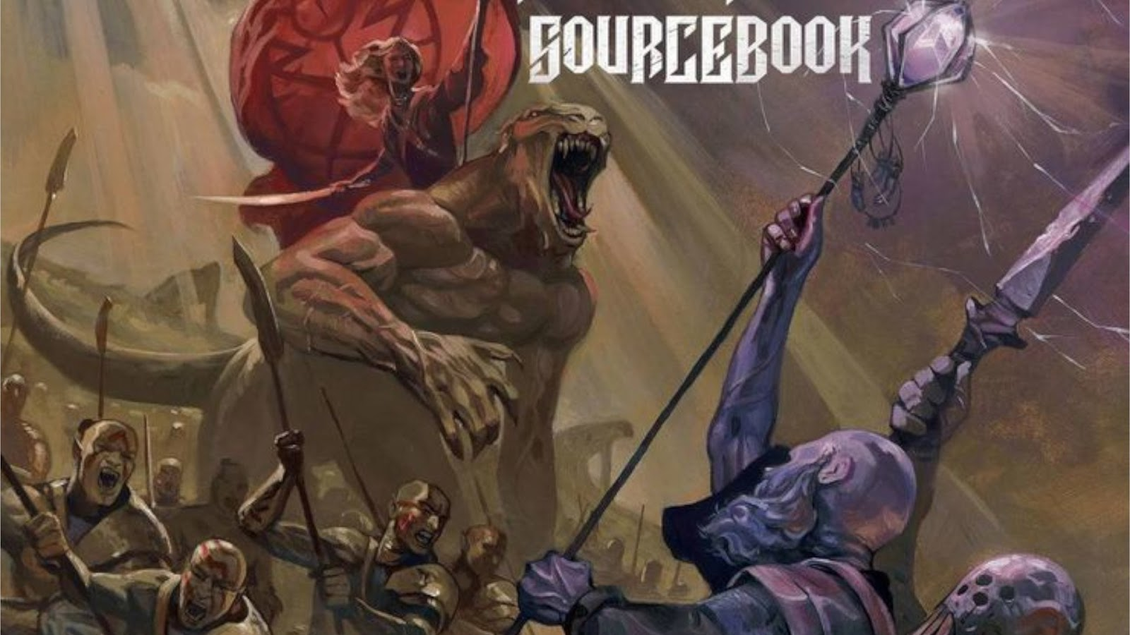 Board Games News Collider DC Comics to produce DnD Sourcebook
