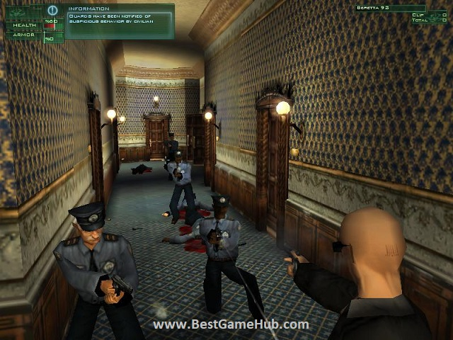 Hitman Codename 47 Full Version PC Game Download