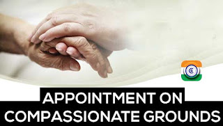 Reservation in Appointment on Compassionate Ground Group C posts