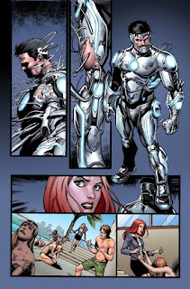 Reseña de Marvel Now! Deluxe. Iron Man Superior (Integral), de Tom Taylor y Yildiray Çinar - Panini Comics