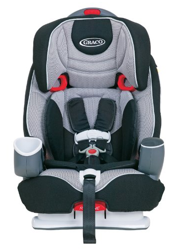 Well Graco Really Believes In Car Seat Safety Just Like Mommy Does And They Sent Me Their NautilusTM 3 1 With SurroundTM Protection For