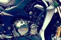 Kawasaki Z1000 2014 baru