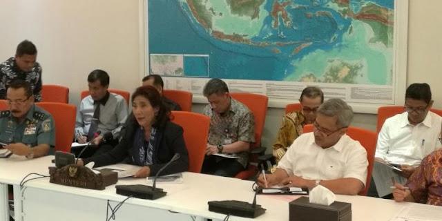 Susi: Monggo Berdebat, Saya Tetap akan Tenggelam Kapal Illegal Fishing