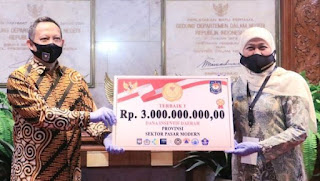 Kasus Corona Hampir Lampaui Jakarta, Jatim Justru Sabet 2 Juara Sekaligus