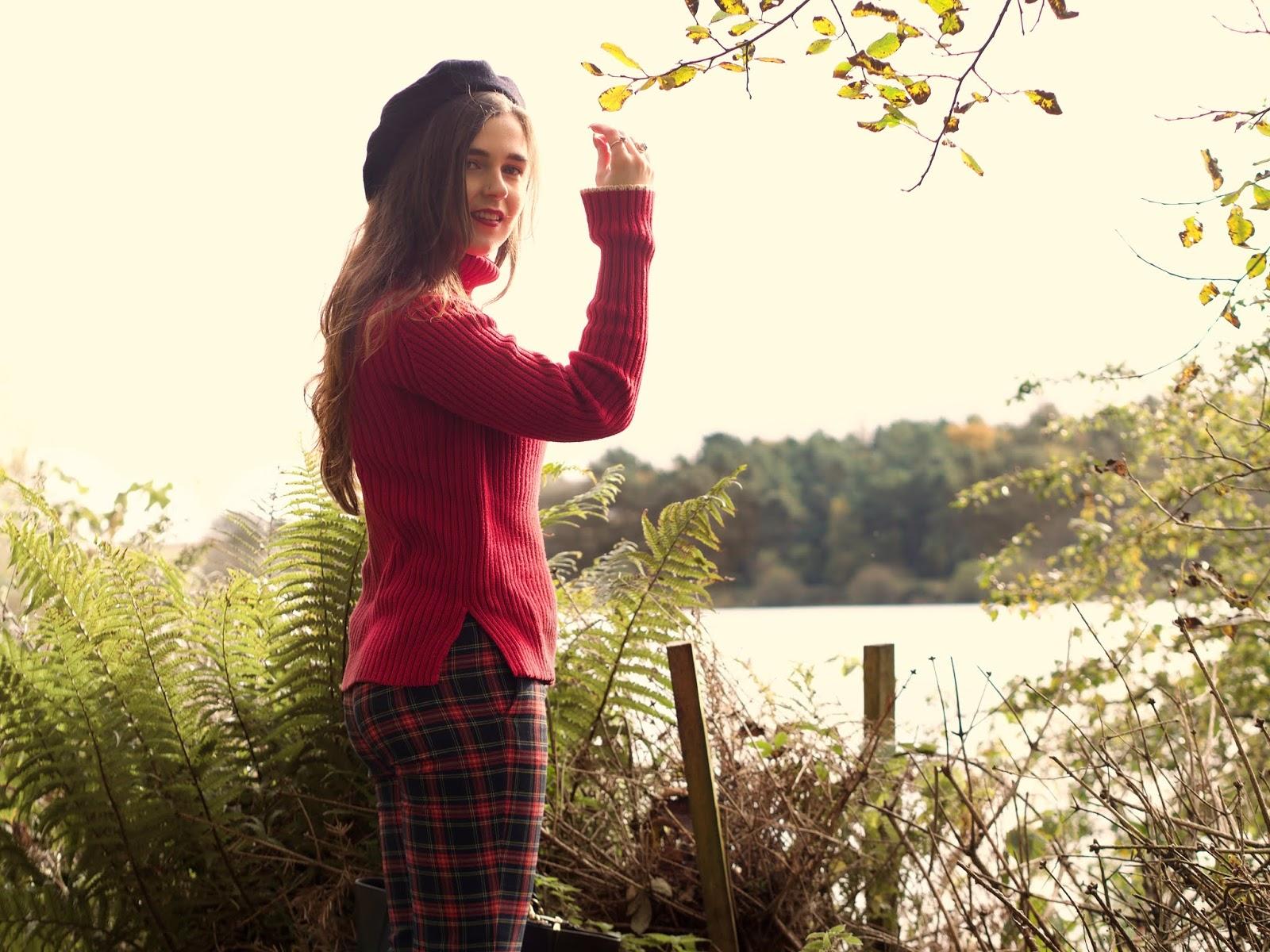 heart autumn blog